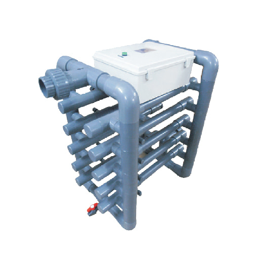 UVP Series PVC Pipe UV Sterilizer